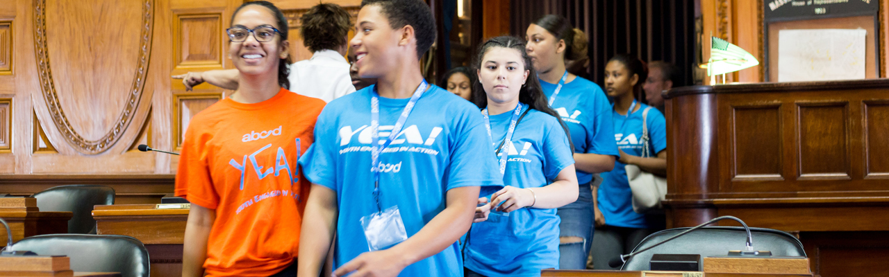 youth enrolled in YEA program