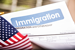 Immigration and Citizenship papers