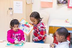 Children learning through Head Start Innovations