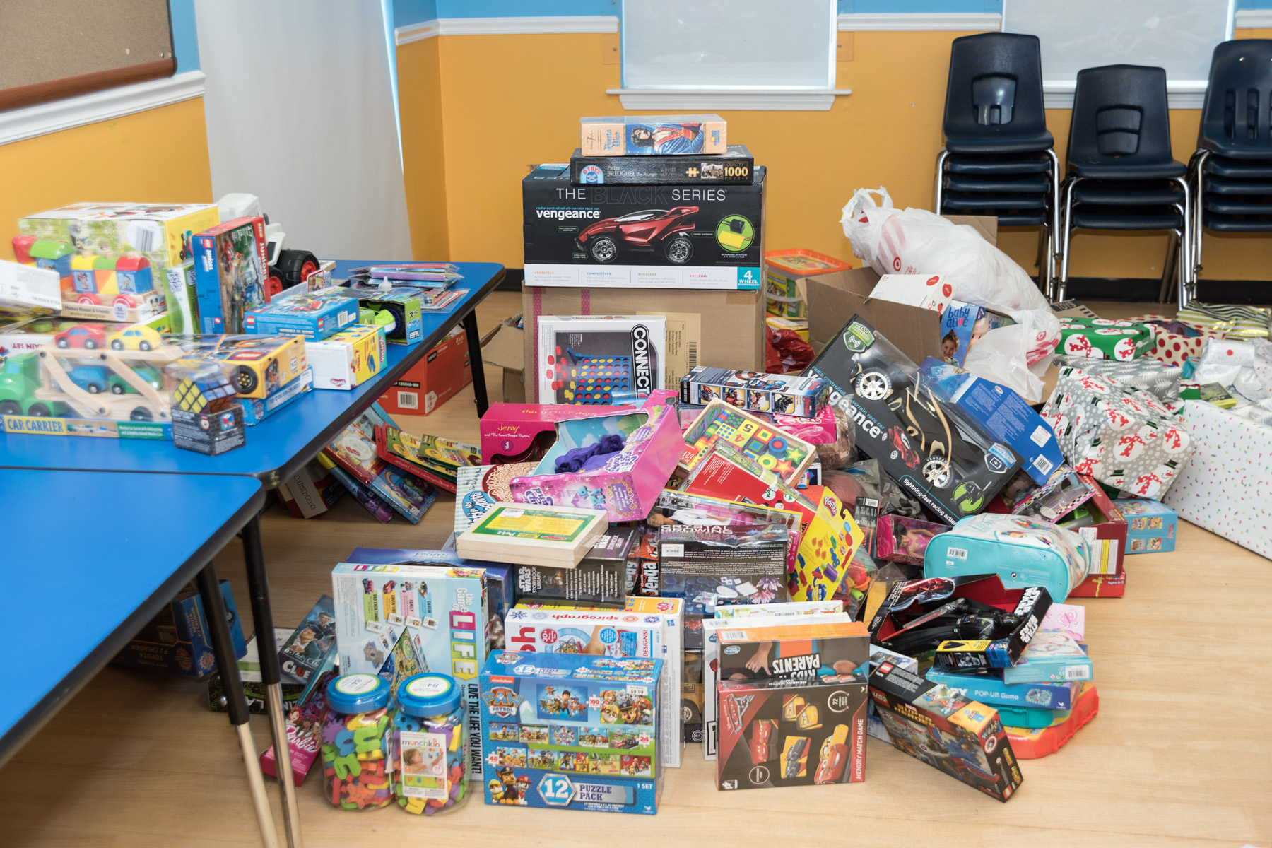 ABCD Services link: Toy Drive