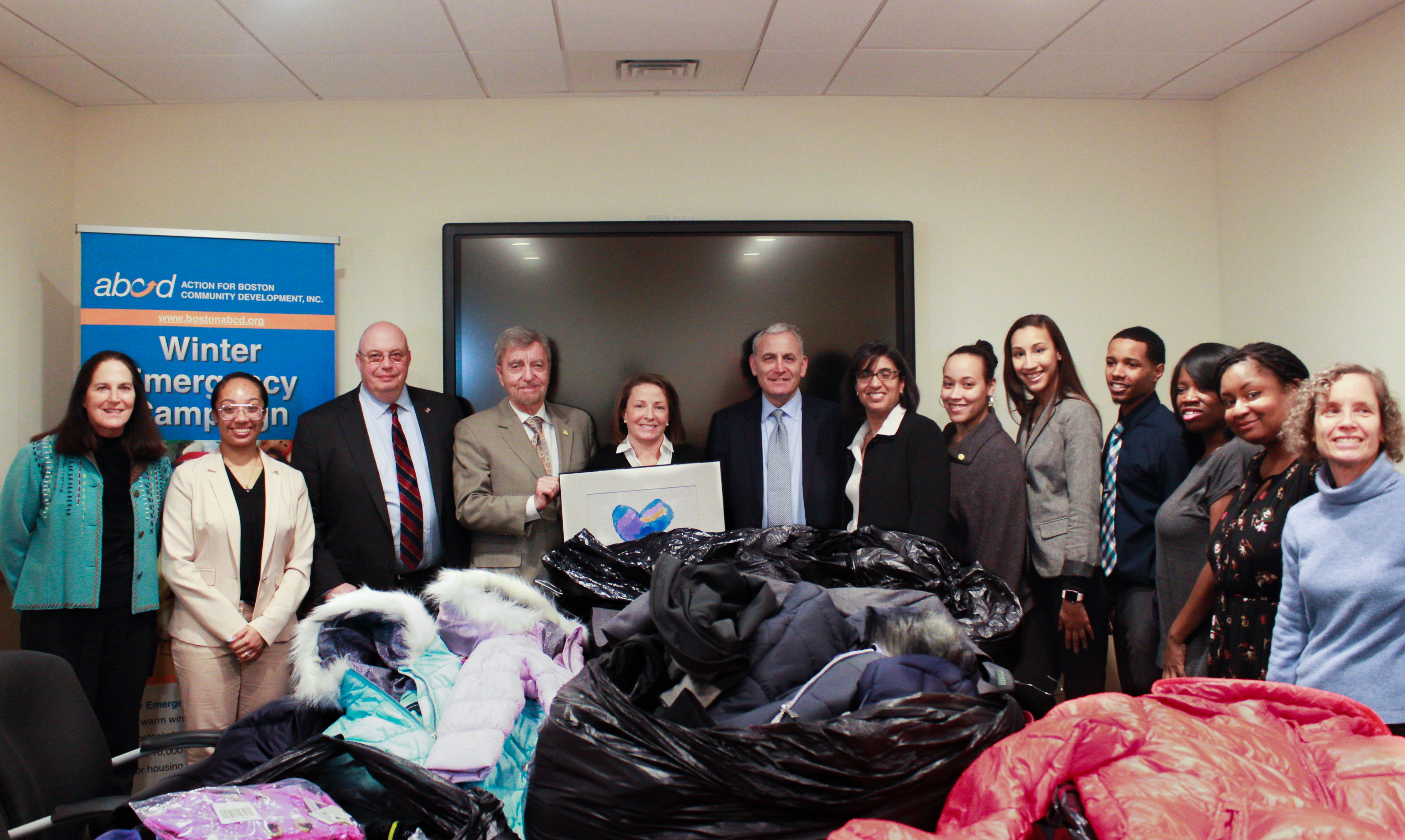 ABCD Services link: Coat Drive